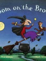 Room on the Broom – Julia Donaldson & Axel Scheffler